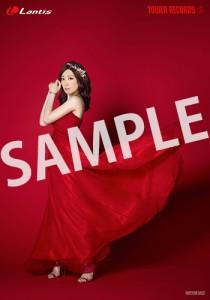 【sample】タワーレコード_L判ブロマイド